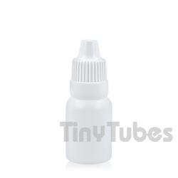 10ml White dropper bottle