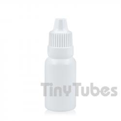 20ml White dropper bottle