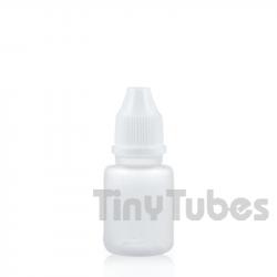 3ml Natural dropper bottle