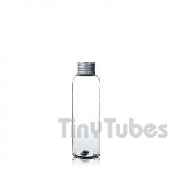 100ml Transparent Tall Pet Bottle